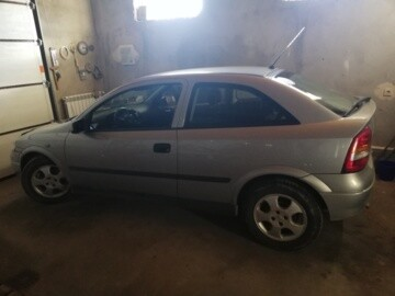 Opel Astra G, 2000 г.