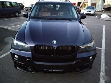 BMW X5 E70, 7 мест, 2007 г.