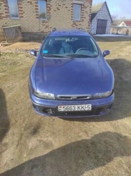 Fiat Marea, 1998 г.