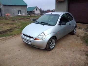 Ford Ka I, 2000г.