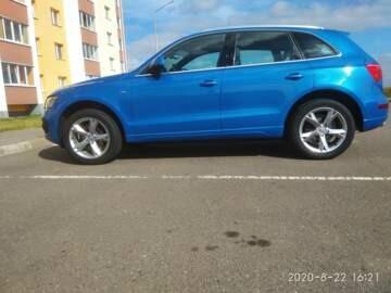 Audi Q5 8R, 2011 г.