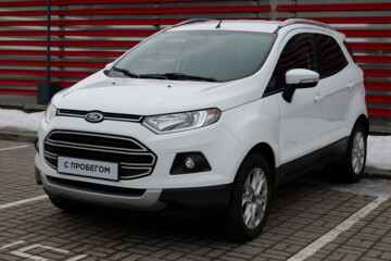 Ford EcoSport, 2015 г.