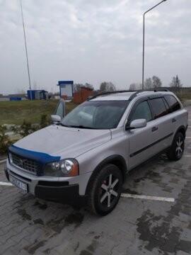 Volvo XC90 I, 7 мест, 2003 г.