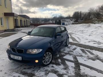 BMW 1 серия E81, E82, E88, E87, 2007 г.