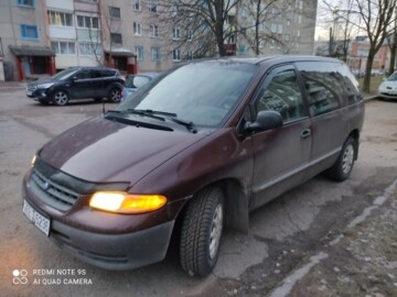 Chrysler Grand Voyager III, 7 мест, 1996 г.