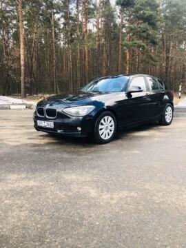 BMW 1 серия F20, F21, 2012 г.
