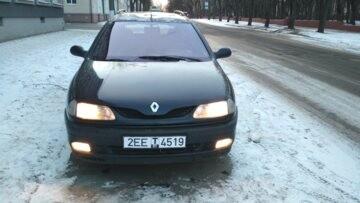 Renault Laguna I, 1997 г.