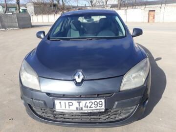 Renault Megane III, 2009 г.