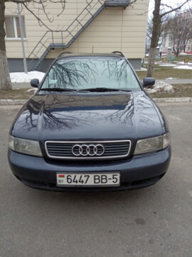 Audi A4 B5, 1999 г.