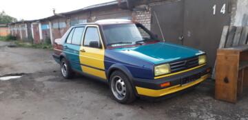 Volkswagen Jetta II, 1990 г.