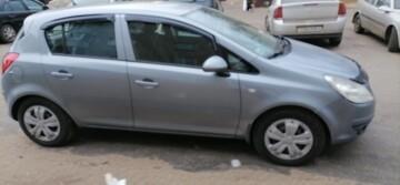 Opel Corsa D, 2008 г.