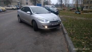 Renault Fluence I, 2011 г.