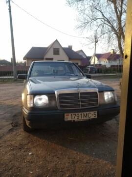 Mercedes-Benz E-Класс W124, S124, C124, A124, 1986г.