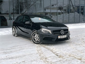 Mercedes-Benz A-Класс W176, 2014 г.