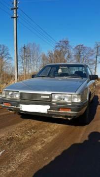 Mazda 626 II, 1987 г.