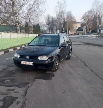Volkswagen Golf IV, 1999 г.