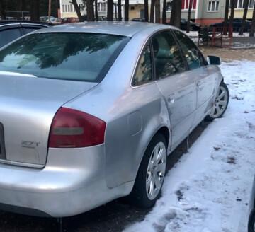 Audi A6 C5, 2000 г.