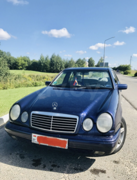Mercedes-Benz E-Класс W210, S210, 1998 г.