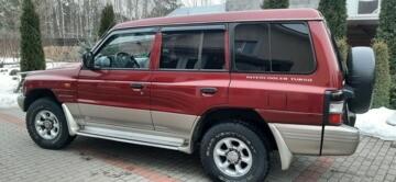 Mitsubishi Pajero II · Рестайлинг, 7 мест, 2001 г.