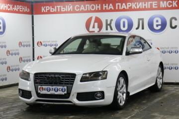 Audi S5 8T, 2009г.