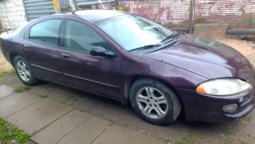 Dodge Intrepid II, 2001 г.