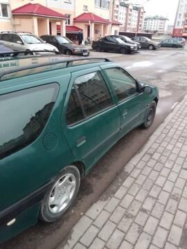 Peugeot 306, 1999 г.
