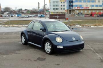 Volkswagen Beetle A4, 2000 г.