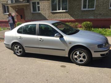 SEAT Toledo II, 1999 г.
