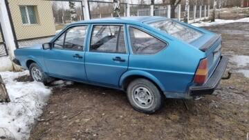 Volkswagen Passat B2, 1981 г.