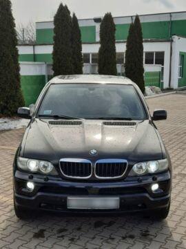 BMW X5 E53, 5 мест, 2004 г.