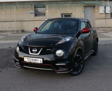 Nissan Juke YF15, 2013 г.