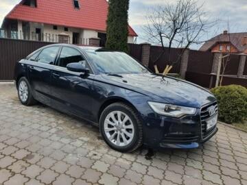Audi A6 C7, 2013 г.