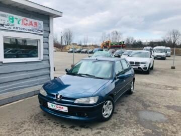 Peugeot 306, 1998 г.