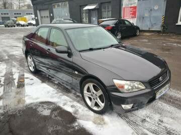 Lexus IS I, 2002 г.