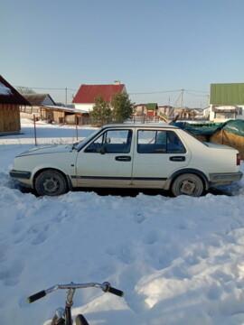 Volkswagen Jetta II, 1984 г.