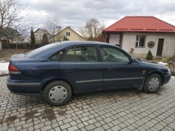 Mazda 626 GF, 1999 г.