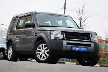 Land Rover Discovery III, 7 мест, 2008 г.