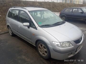 Mazda Premacy I, 1999 г.