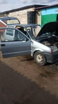 Fiat Cinquecento, 1995г.