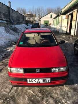 SEAT Toledo I, 1992г.