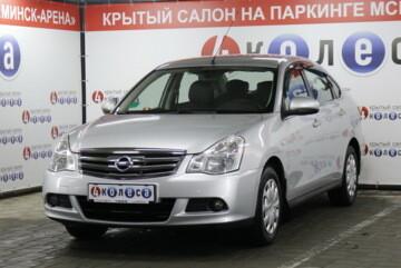 Nissan Almera III (G15), 2014 г.