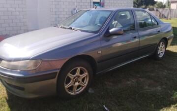 Peugeot 406 I · Рестайлинг, 2000г.