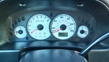 Ford Escape I, 2000 г.