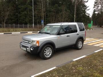 Land Rover Discovery III, 5 мест, 2005 г.