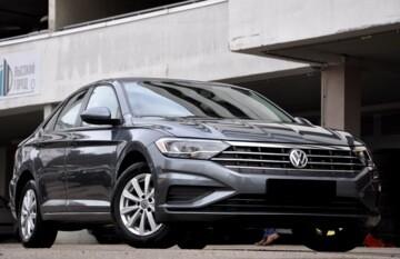 Volkswagen Jetta VII, 2018 г.