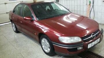 Opel Omega B, 1998 г.