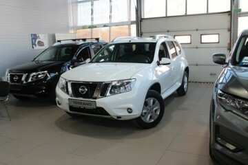 Nissan Terrano V, 5 мест, 2021 г.
