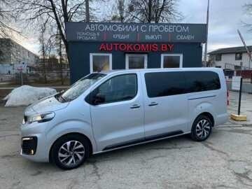 Peugeot Traveller, 7 мест, 2018 г.
