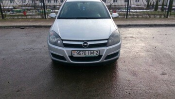 Opel Astra H, 2006 г.
