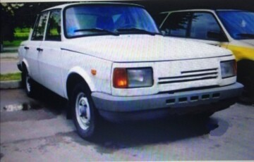 Wartburg 353, 1988 г.